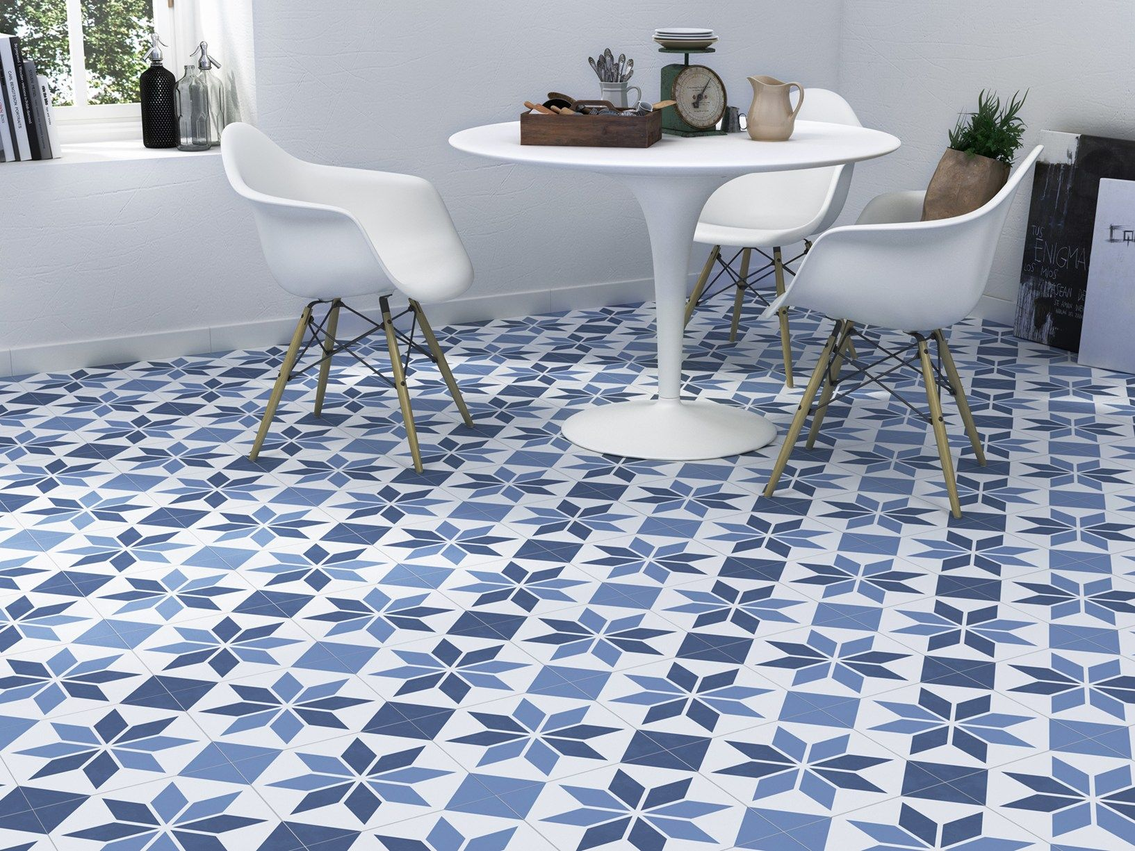 Moving sonar vanguard the new tiles collection by cer micas aparici - Lino imitatie cement tegels ...