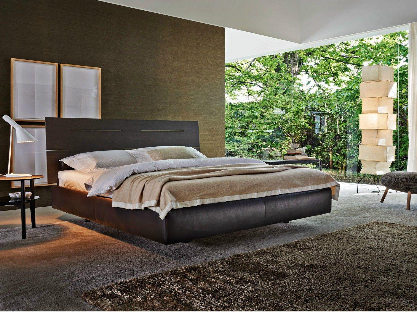 Molteni c a parigi con il sistema letto nature - Sistema per letto contenitore ...