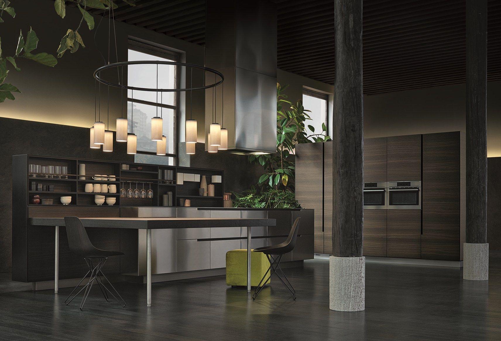 Phoenix la nuova cucina varenna a eurocucina - Cucine binova opinioni ...