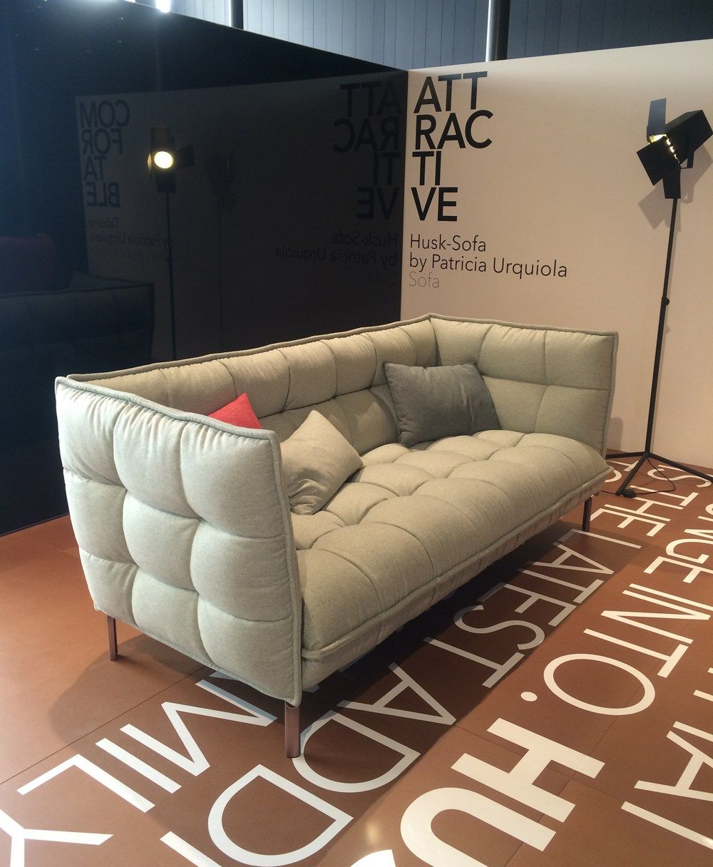 materials colours craftsmanship urquiola docet at isaloni. Black Bedroom Furniture Sets. Home Design Ideas