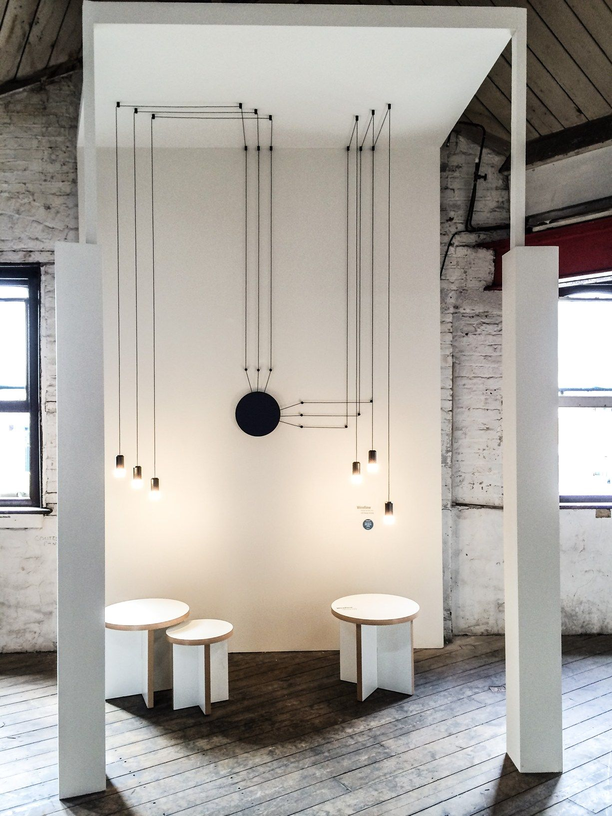 Vibia Lighting Up Clerkenwell Design Week 2014