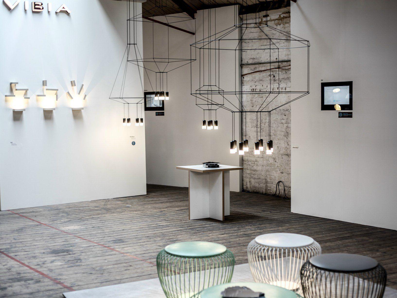 vibia lighting up clerkenwell design week  -