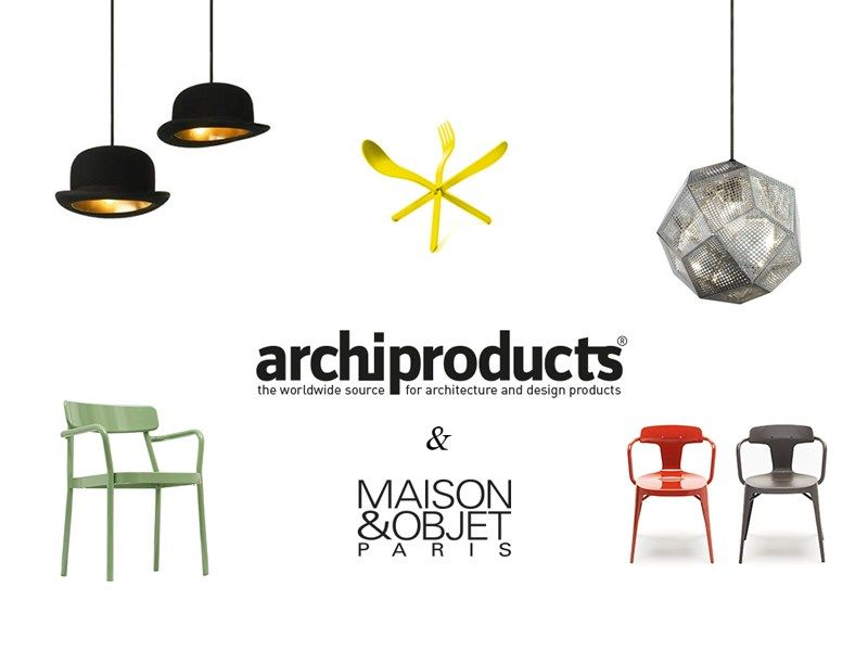 Archiproducts with maison objet innovation meets inspiration for Archiproducts shop