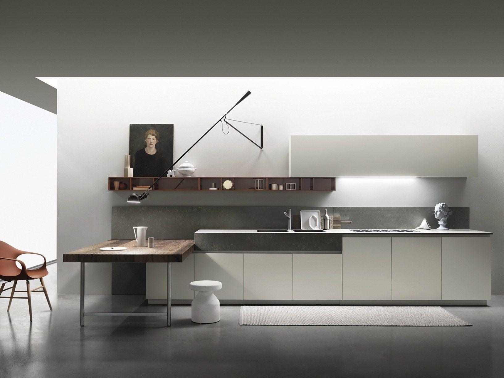 Ernestomeda rinnova la cucina one - Cucine fascia alta ...