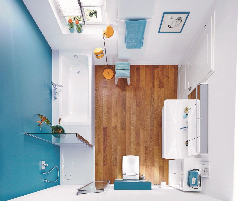 Vasche da bagno e piatti doccia a filo pavimento kaldewei - Vasche da bagno in acciaio smaltato ...