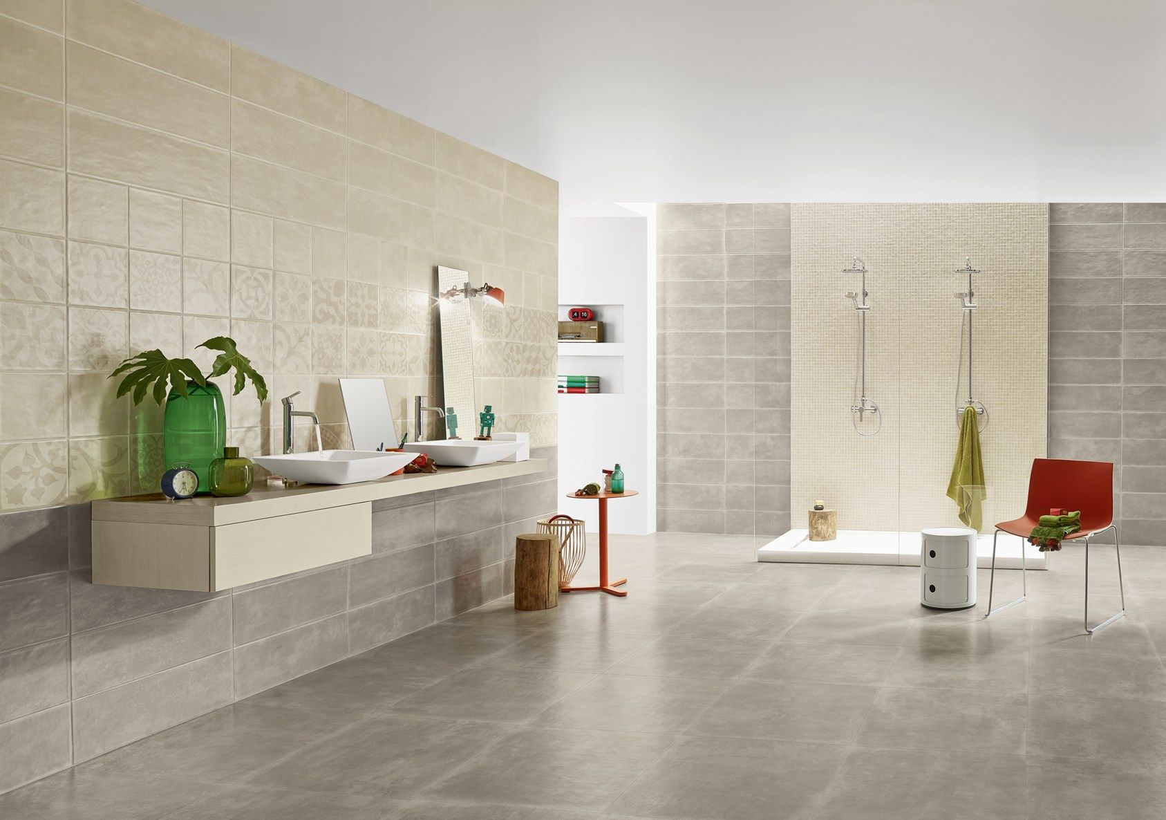 Ceramic tile information