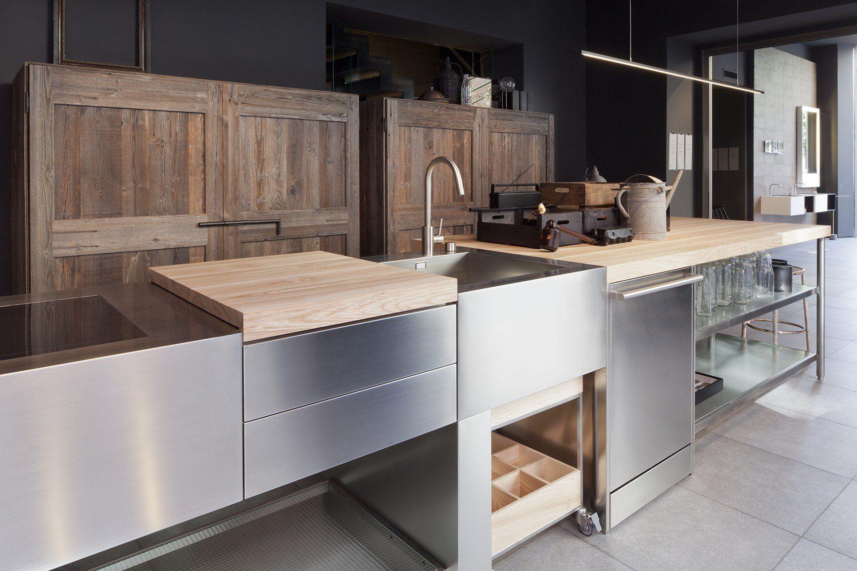 Boffi al Bologna Water Design con la cucina Open