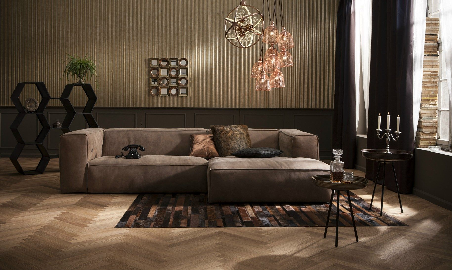 Kare design at imm cologne - Kare design wohnzimmer ...