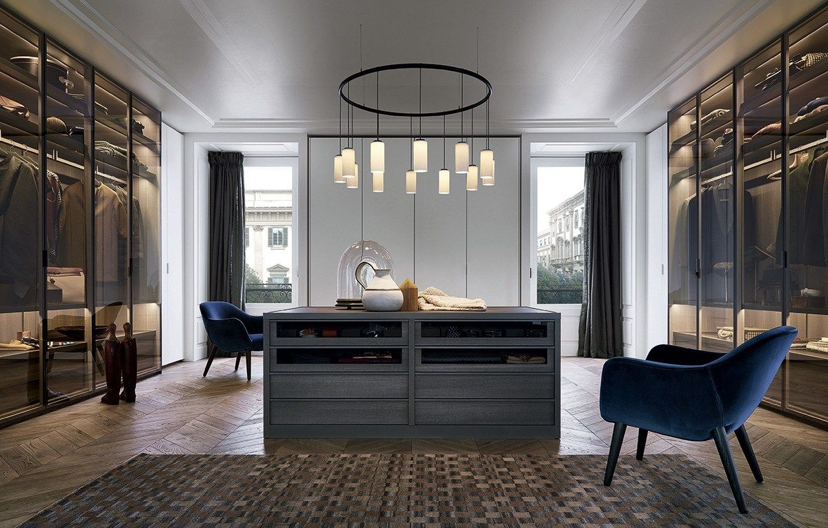 Poliform Varenna Collections Presented At Imm