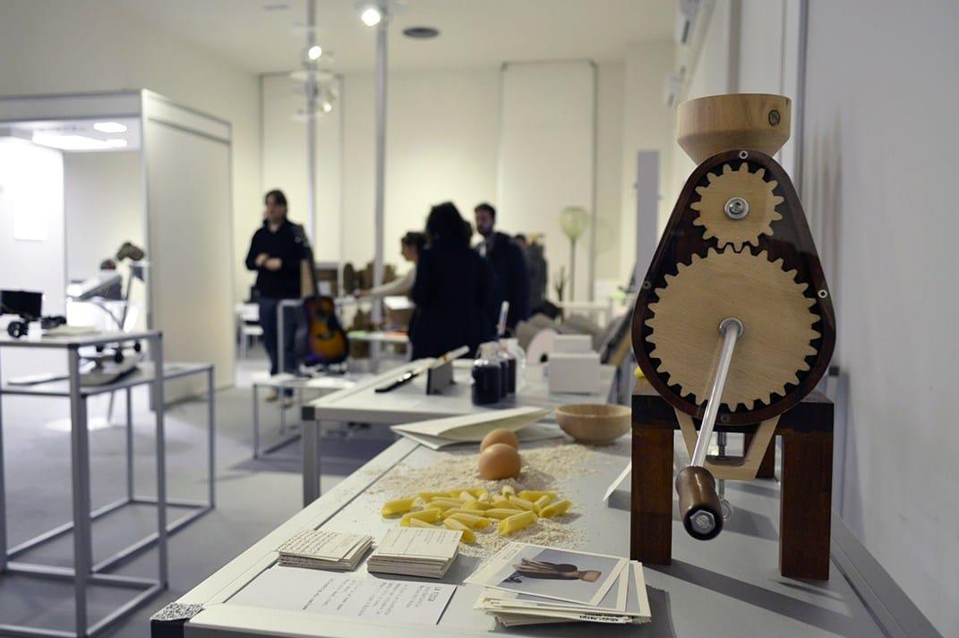 Design cultura e italian food zona santambrogio design for Negozi di arredamento del distretto di design dallas