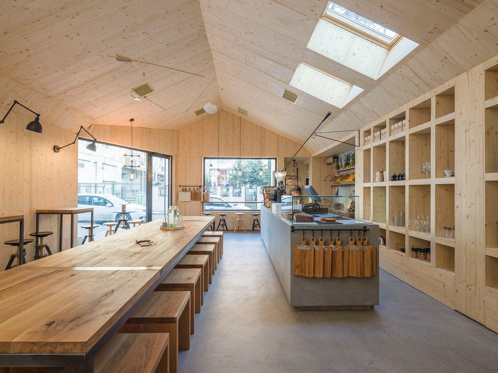 A bucarest un nuovo spazio ispirato allo stile scandinavo - Tegole decorate istruzioni ...