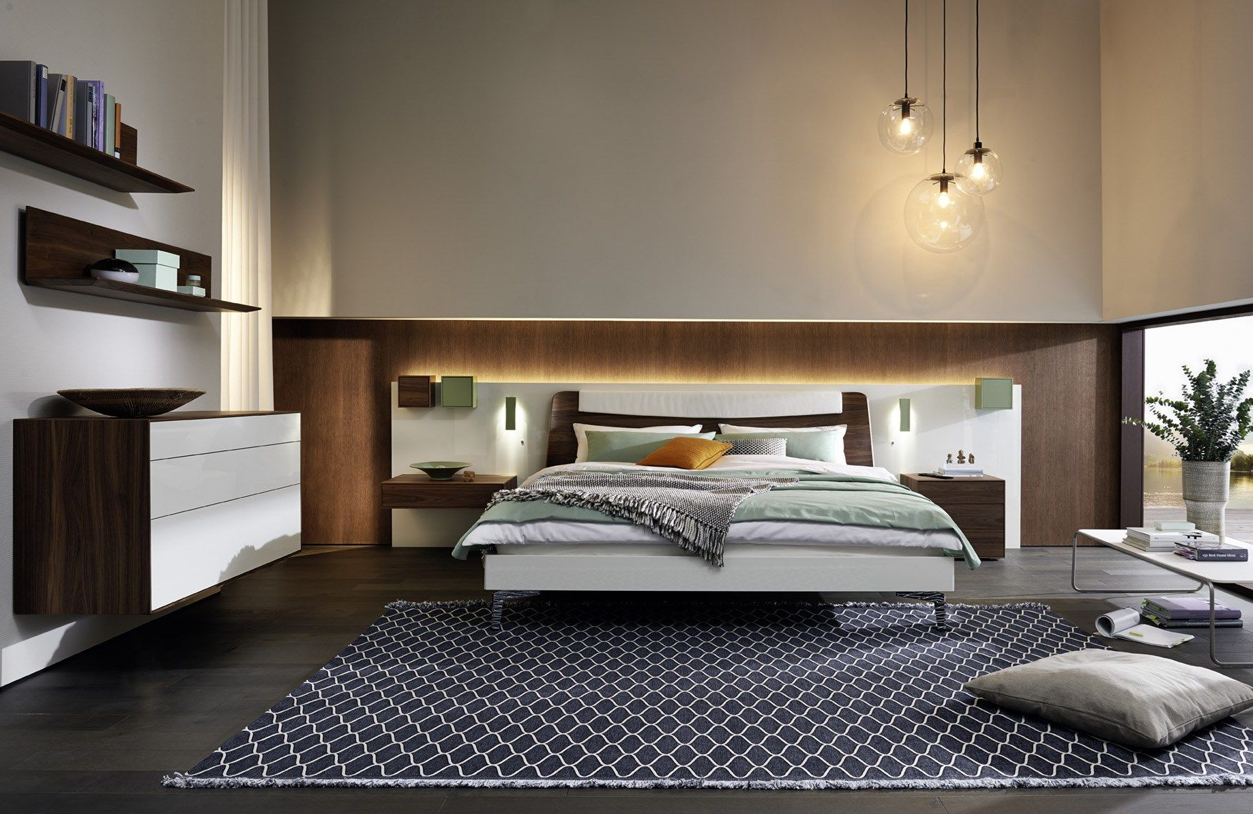 lunis collection by h lsta ai isaloni 2015. Black Bedroom Furniture Sets. Home Design Ideas