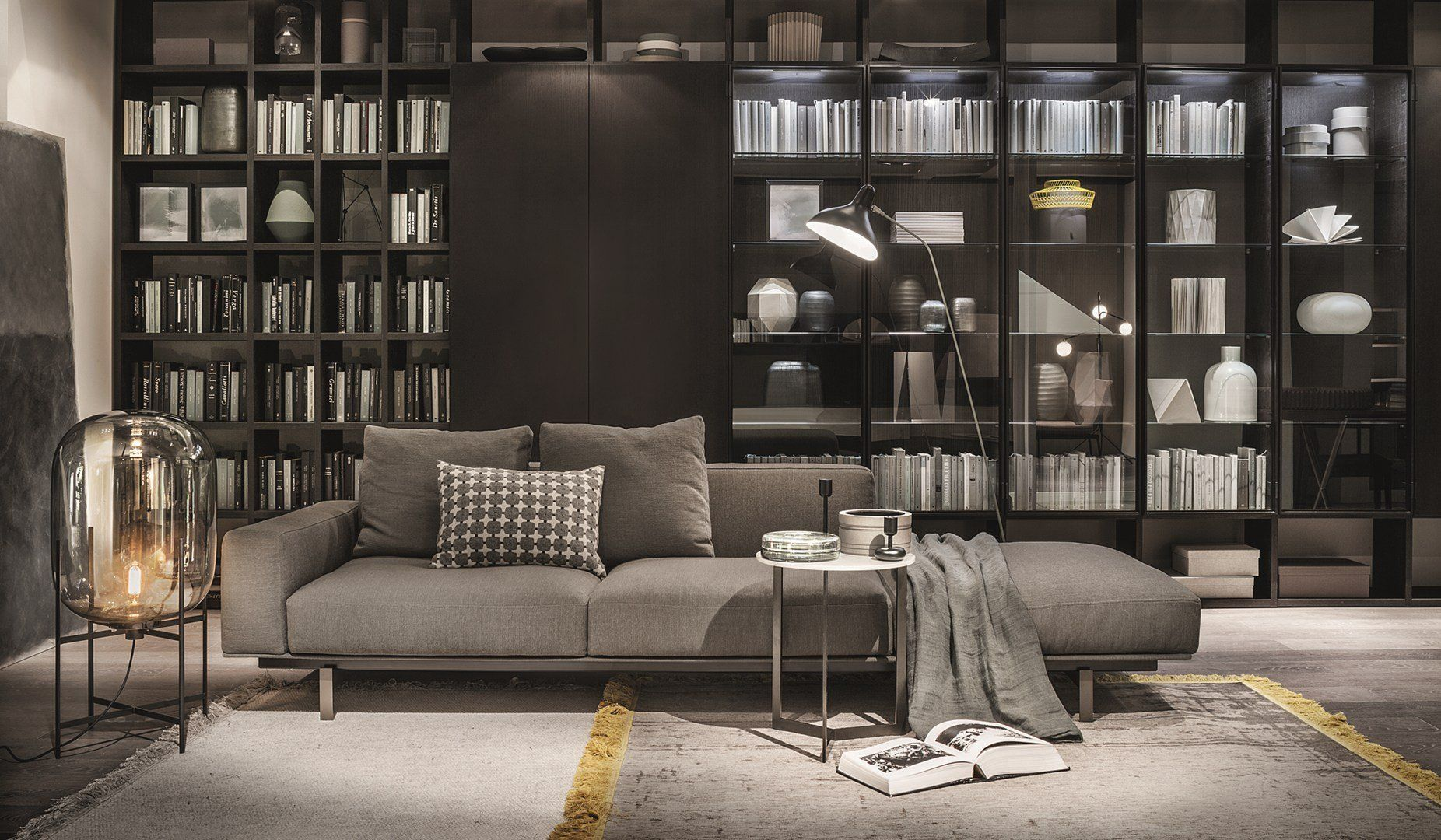New lema sofa collections design by francesco rota and christophe pillet - Il mondo del sofa ...