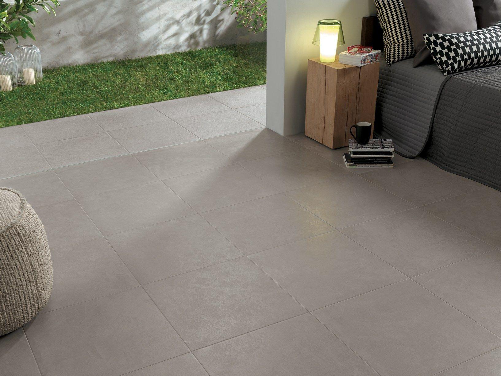 Pietra naturale cemento e resina spatolata for Carrelage zen
