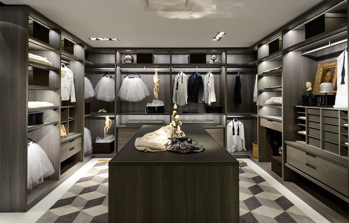 Poliform has renovated its showroom in ny - Poliform showroom ...