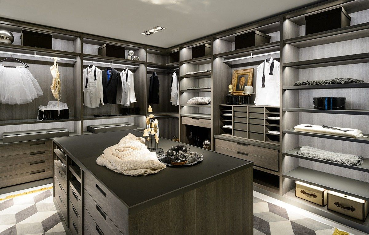 Poliform Closets Usa Closet Storage Organization
