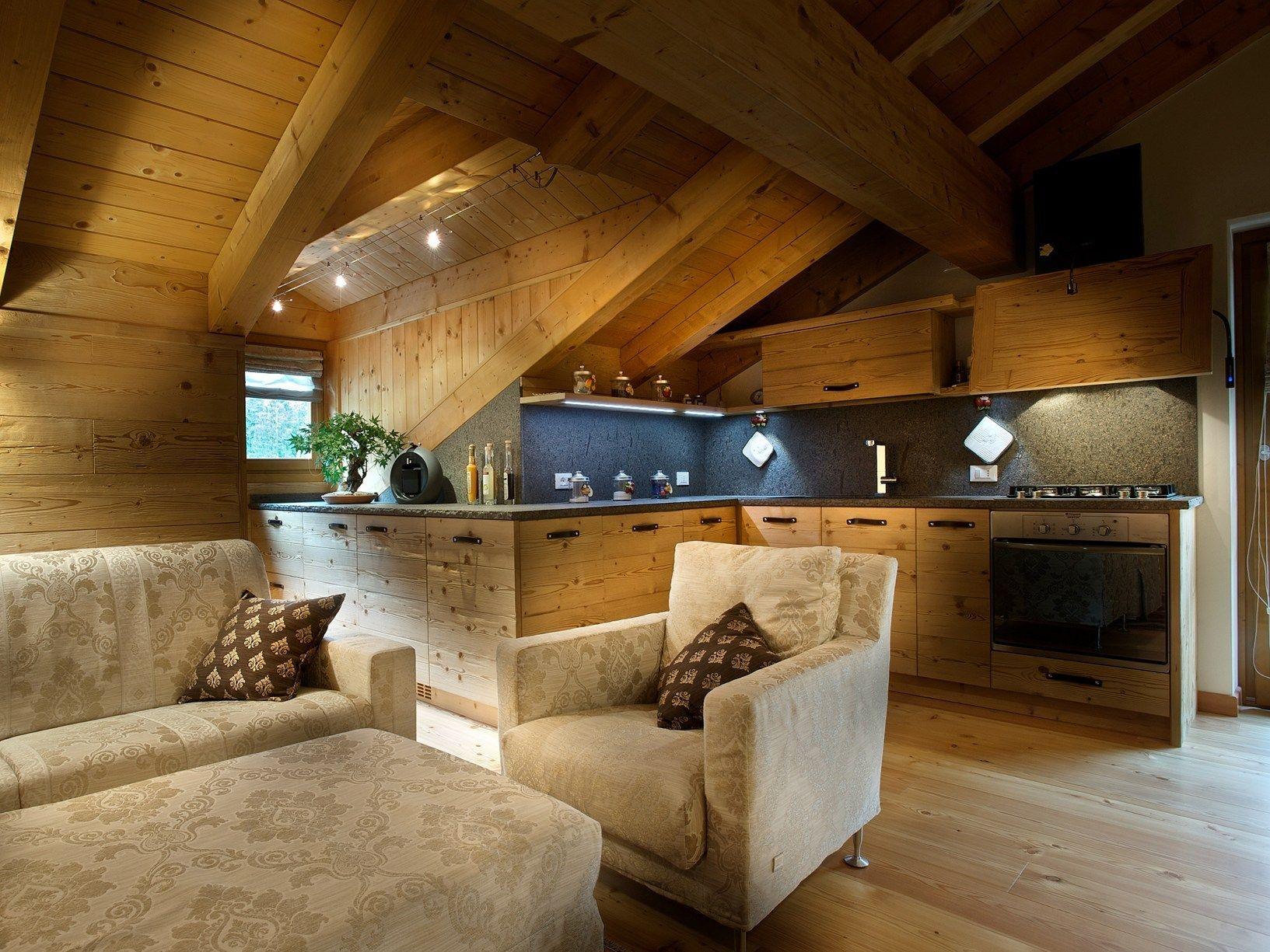 Mansarde come sfruttare al meglio gli spazi for Piani di casa cabina con soppalco