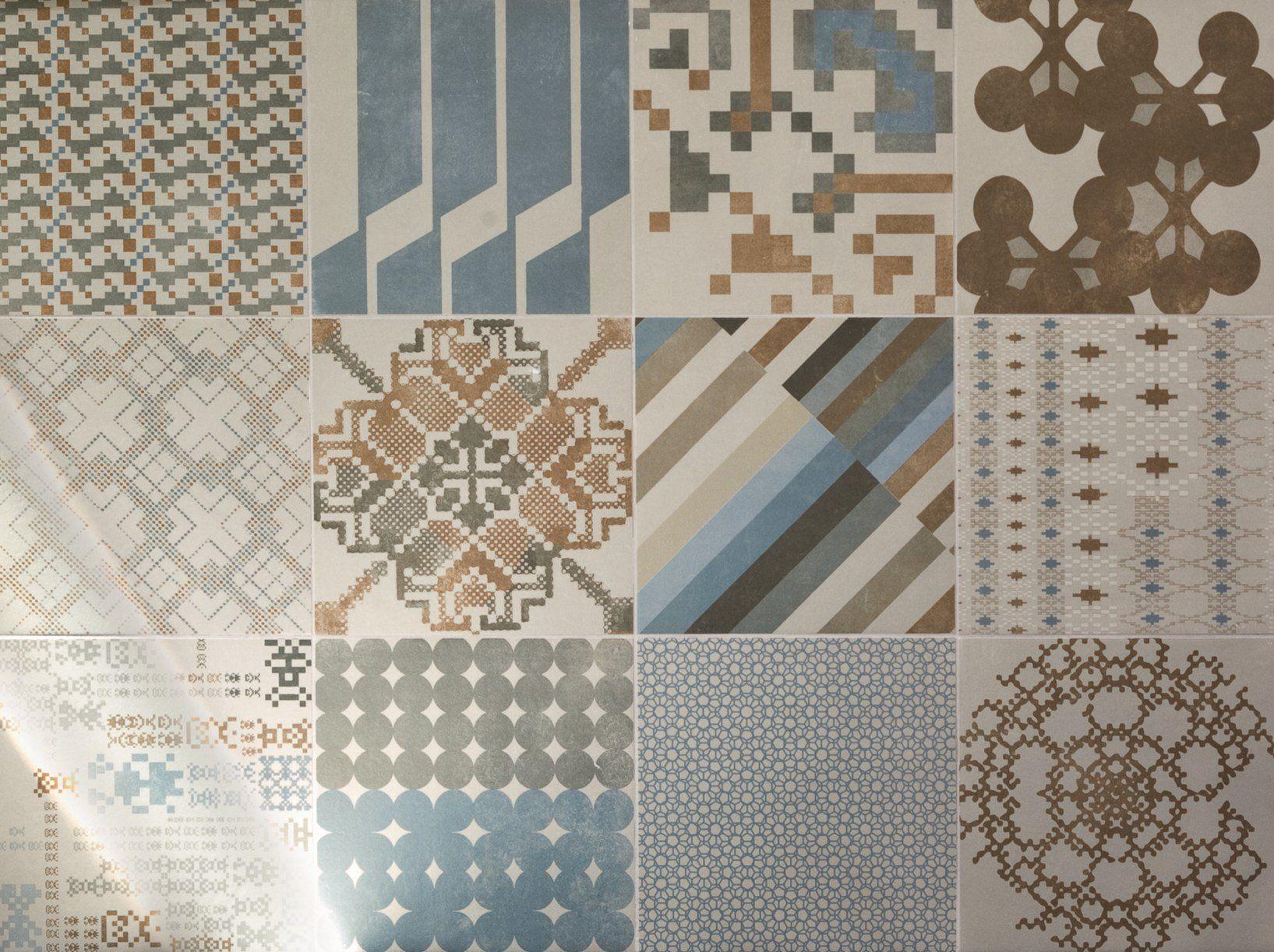 Ceramica come progetto d 39 autore 10 years of mutina - Piastrelle mutina ...