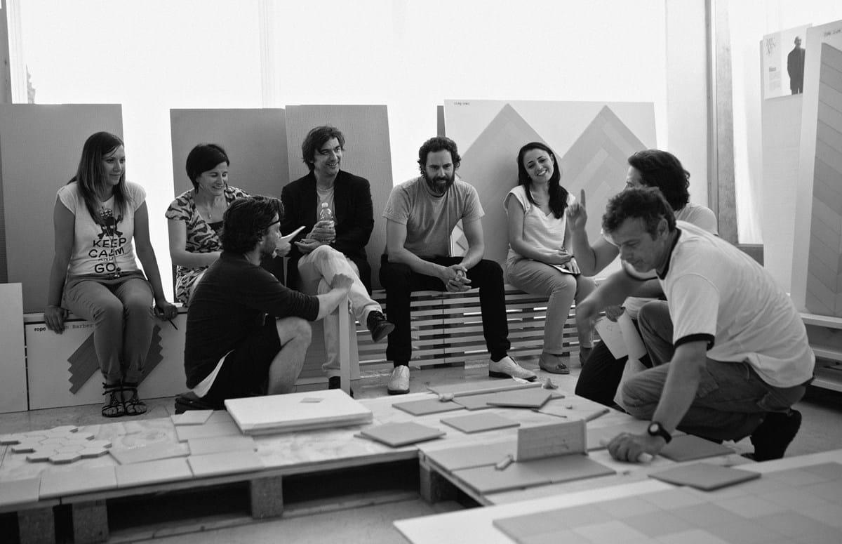 Ceramica, un progetto d'autore. 'Tutto inizia da una interruzione'