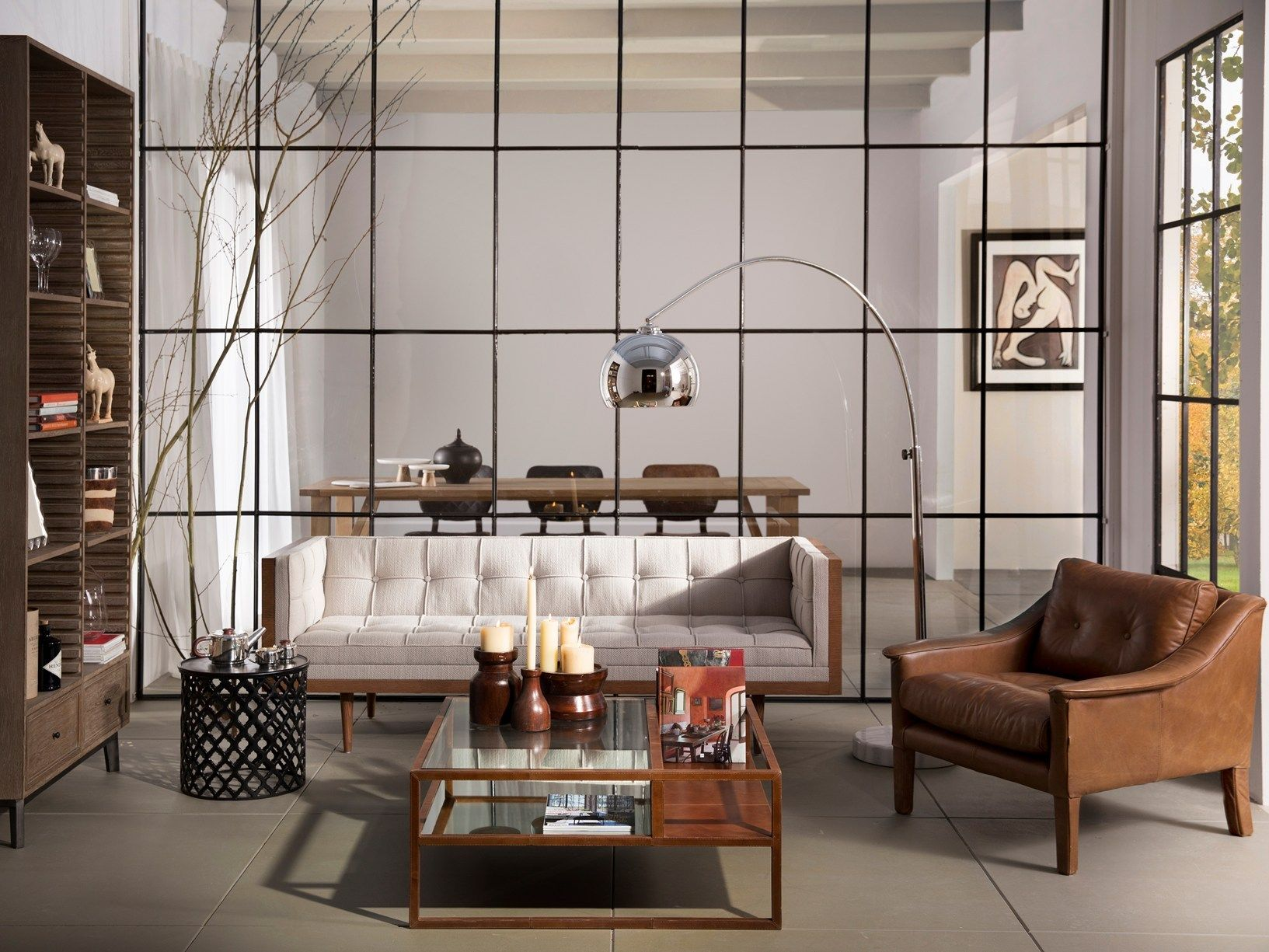 Flamant welcomes the new autumn winter season with three for Flamant interieur