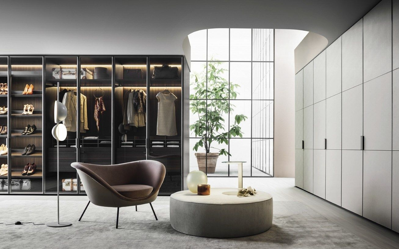 molteni celebrates its 80th anniversary and presents the. Black Bedroom Furniture Sets. Home Design Ideas