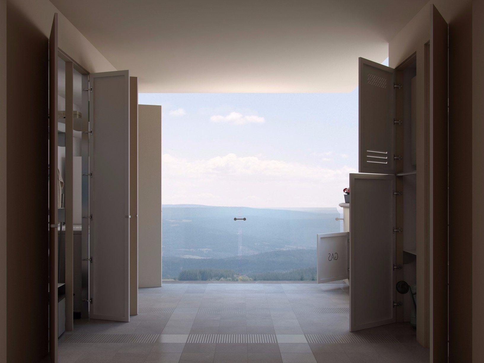Illuminazione esterna porticati design per la casa for Faretti esterni led
