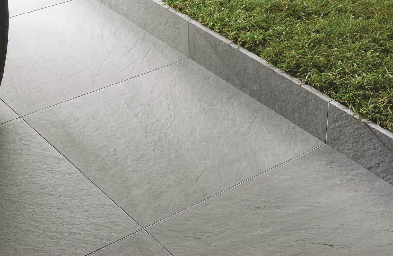 Gres porcellanato per outdoor con spessore 20mm - Stuccare fughe pavimento esterno ...
