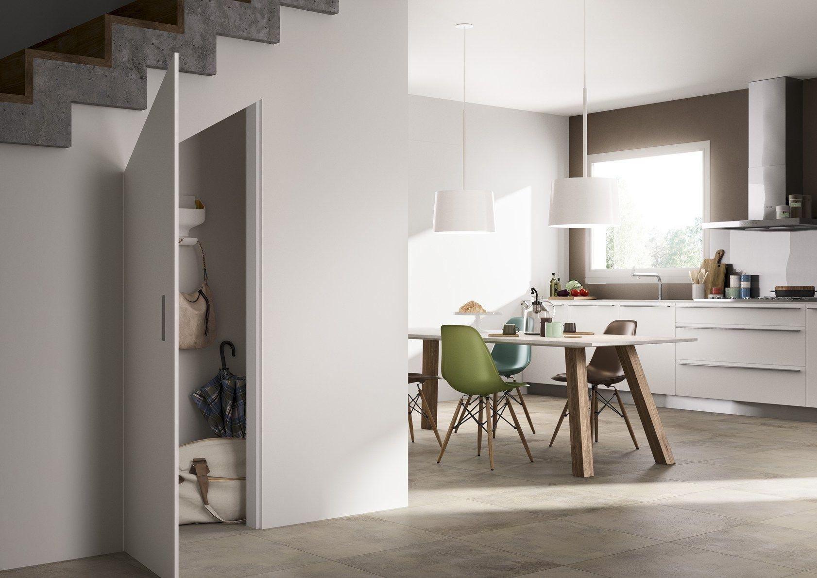 Chiusure minimaliste per ogni spazio della casa