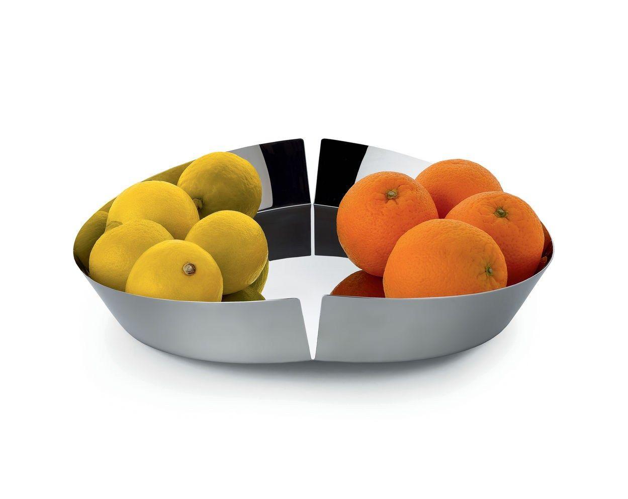 Alessi presents its new 39 domestic landscape 39 - Alessi fruit bowl ...
