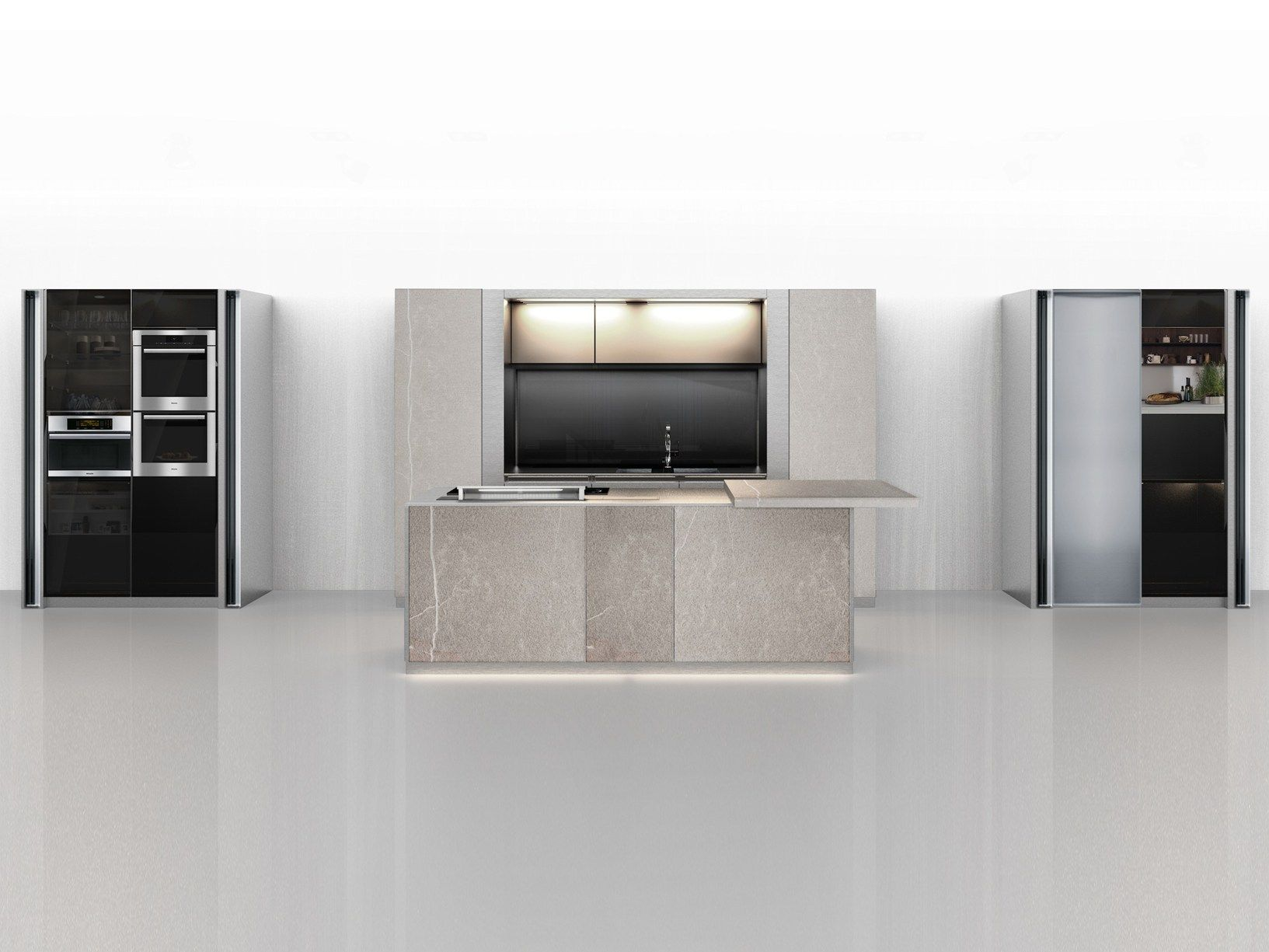le cucine antis e lain di euromobil si rinnovano - Cucina Euromobil