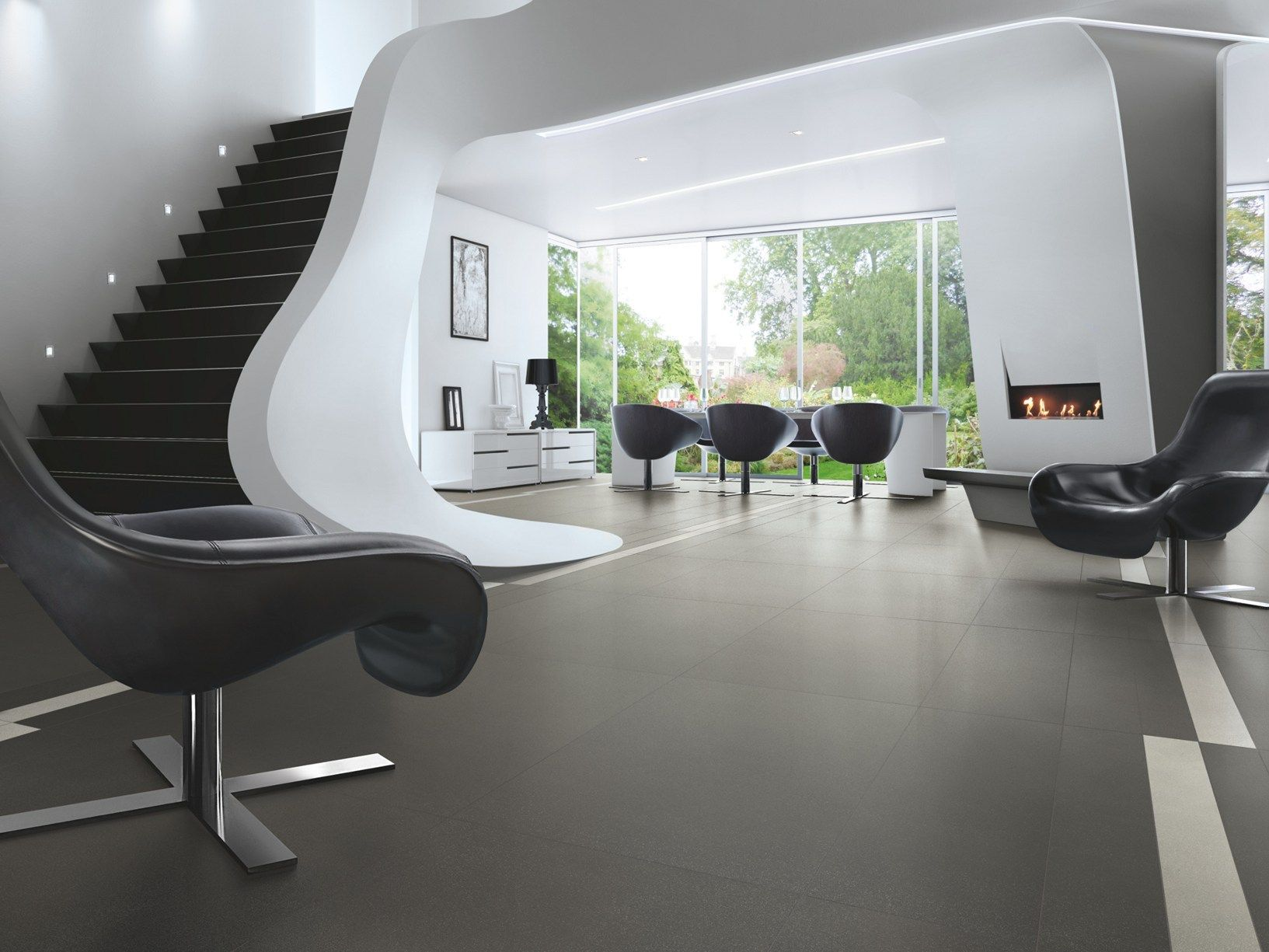 Casalgrande Padana partner of Pinifarina Home Design