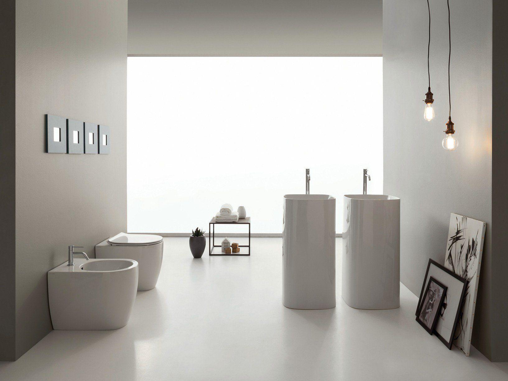 Moon minimalismo e leggerezza - Quadri in bagno ...