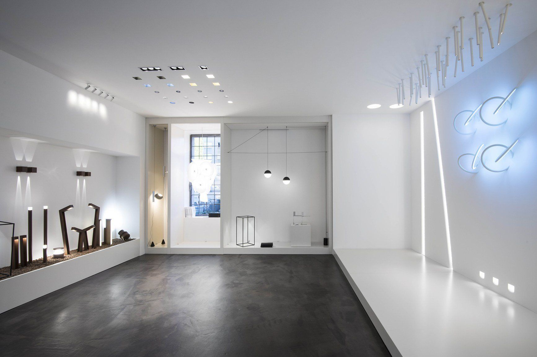 Flos alla Stockholm Furniture & Light Fair