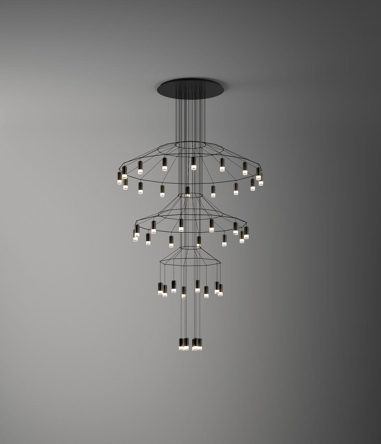 Lampadari chandelier del XXI secolo