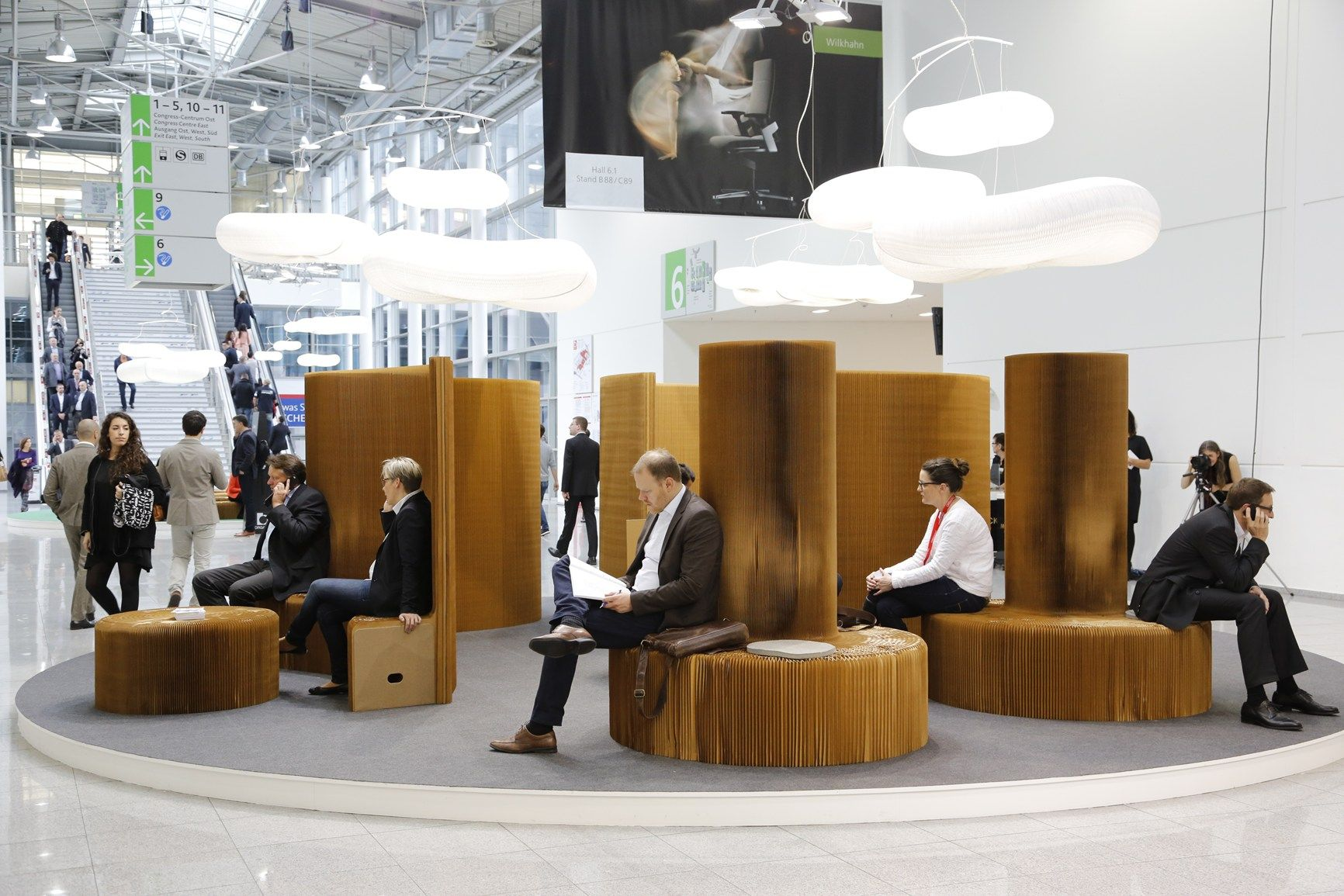 ORGATEC 2016: Design Solutions for the New Way of Working