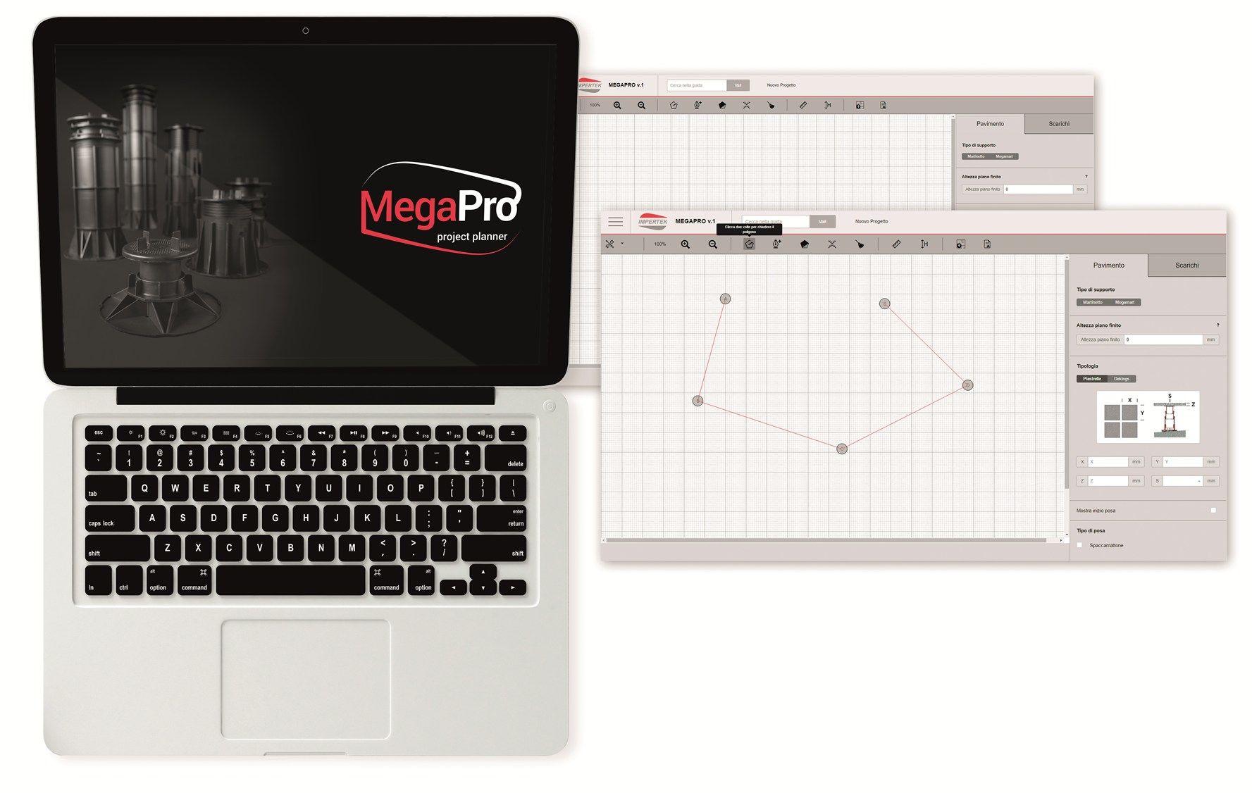 Impertek da oggi sviluppiamo anche i tuoi progetti for Crea i tuoi progetti