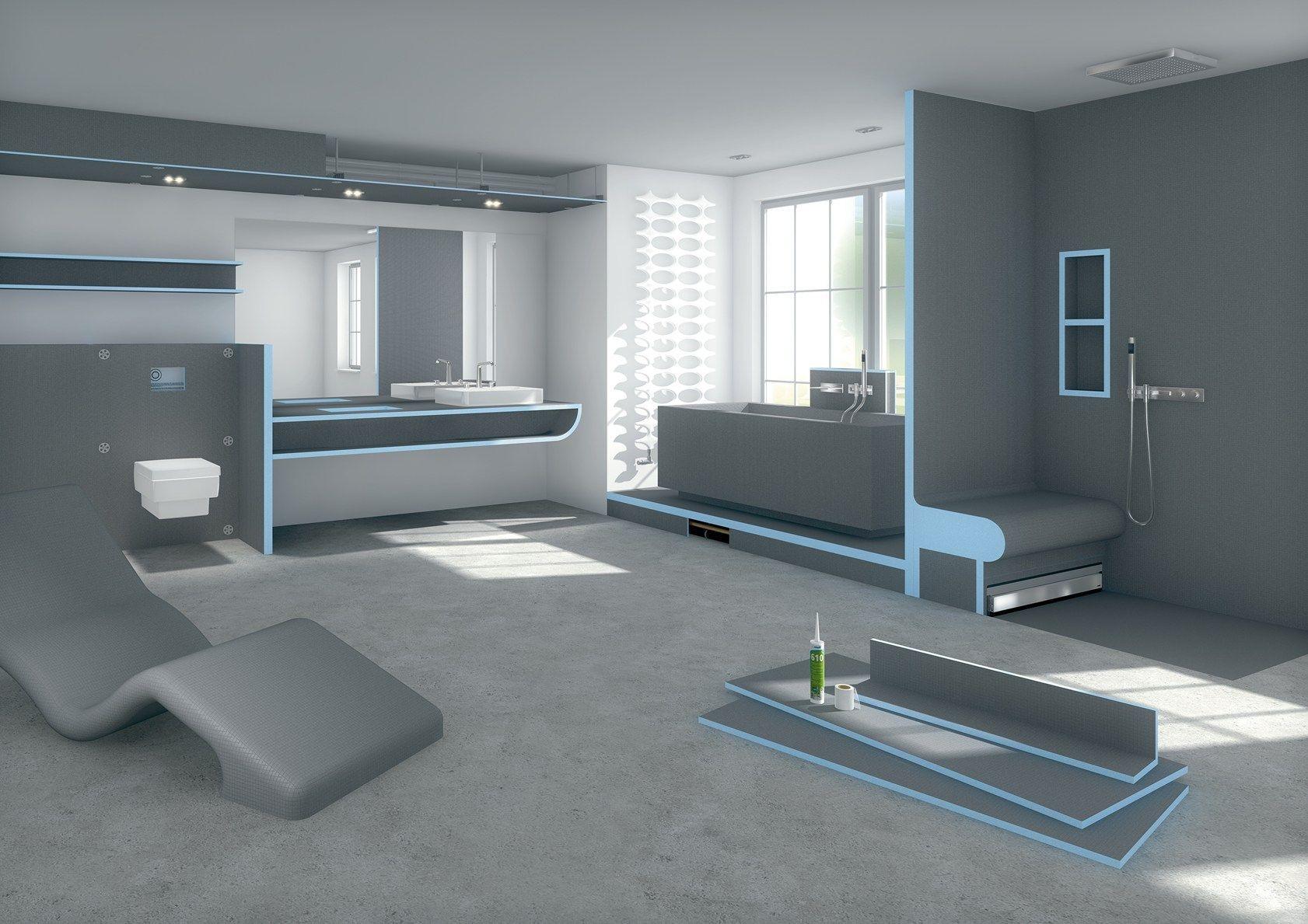 wedi fundo persono. Black Bedroom Furniture Sets. Home Design Ideas