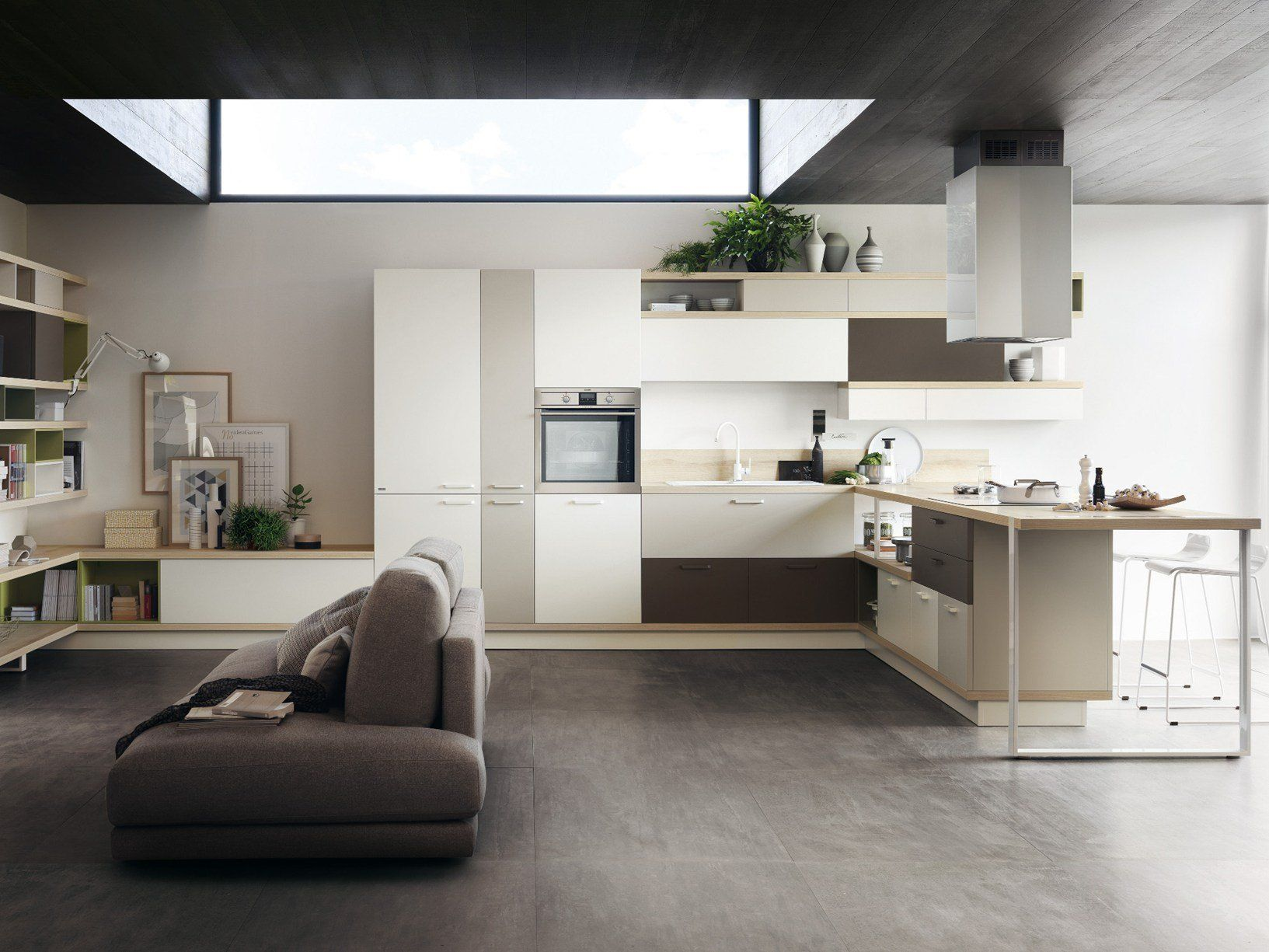 Scavolini awarded the special mention label at the german design award 2017 - Cucine scavolini 2017 ...