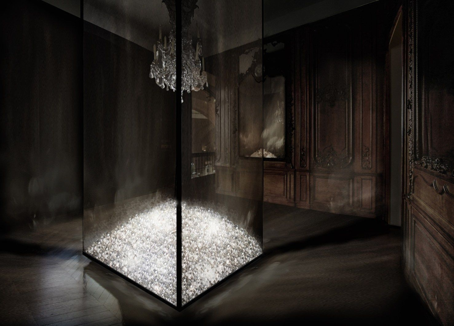 Exposition Jean Nouvel Musee Arts Decoratifs