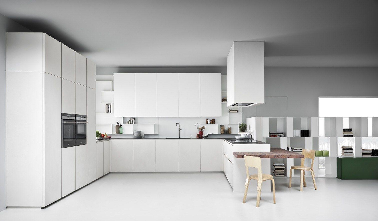 Line k urban look con la resina di cemento - Zampieri cucine opinioni ...