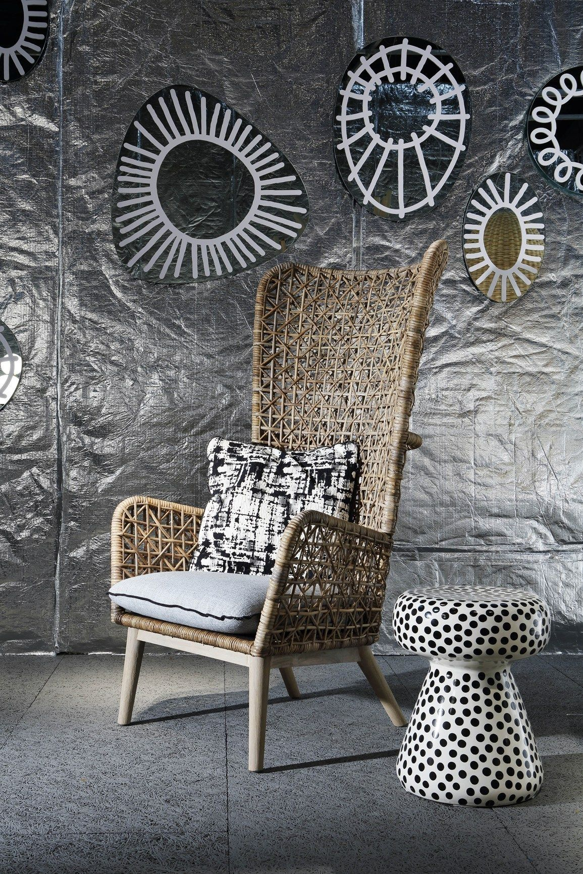 Gervasoni with paola navone for Baxter paola navone