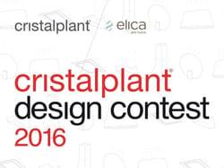 L'edizione 2016 del Cristalplant® Design Contest
