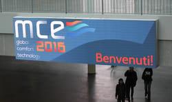 Al via oggi a Milano MCE - Mostra Convegno Expocomfort