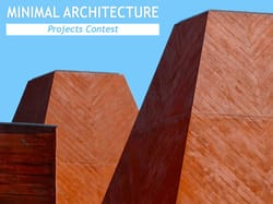 """Il concorso per giovani progettisti """"Minimal Architecture"""""""