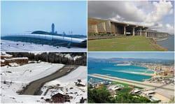 Aeroporti, i luoghi di transito più insoliti e suggestivi