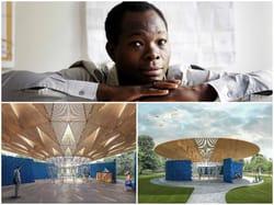 Il Serpentine Pavilion secondo Francis Kéré