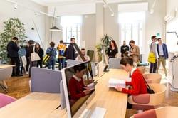 Interazioni digitali e networking in uno spazio reale