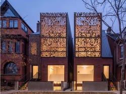 L'edificio residenziale progettato da Batay-Csorba Architects
