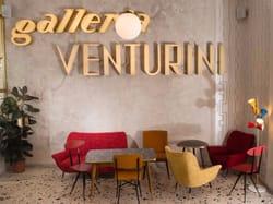 Roma: il caffè letterario nell'ex cappellificio Venturini