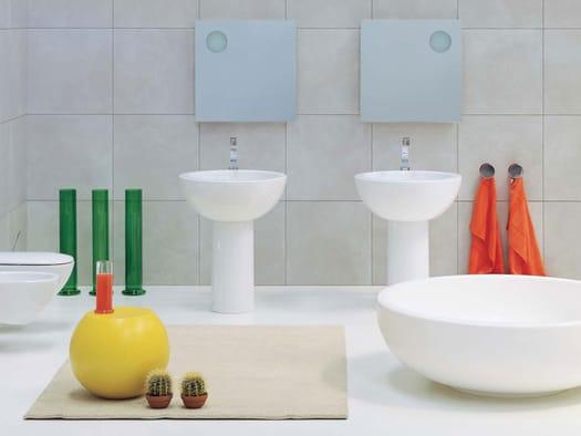 Flaminia, grandi firme per il design del bagno